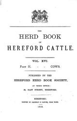 Eyton s Herd Book of Hereford Cattle PDF