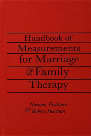 Handbook Of Measurements For Marriage And Family Therapy PDF
