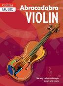Abracadabra violin