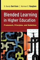 Blended Learning in Higher Education PDF