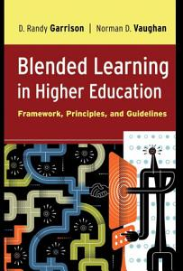 Blended Learning in Higher Education Book