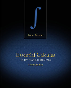 Student Solutions Manual for Stewart s Essential Calculus  Early Transcendentals  2nd PDF