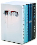 Red Queen 4 Book Hardcover Box Set