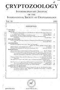 Cryptozoology PDF