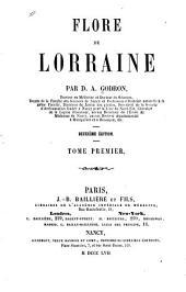 Flore de Lorraine: Volume1