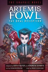 Artemis Fowl: The Opal Deception Graphic Novel