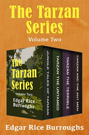 The Tarzan Series Volume Two PDF