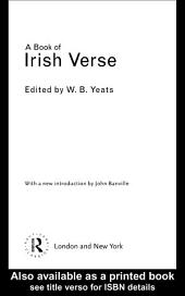 A Book of Irish Verse: Edition 2