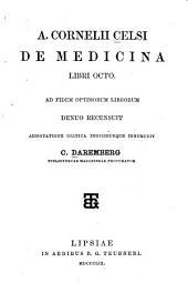 De medicina libri octo
