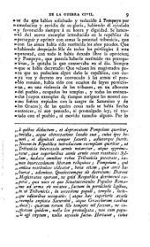 Los comentarios de Cayo Julio César: Los comentarios de la guerra civil, Volume 2