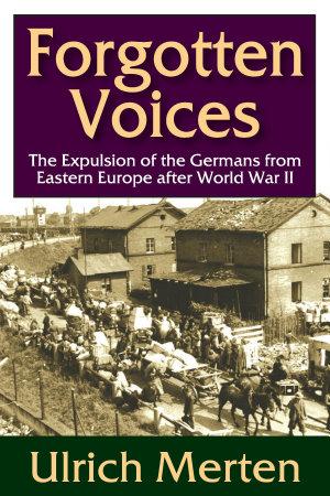 Forgotten Voices PDF