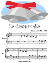 La Campanella - Beginner Tots Piano Sheet Music