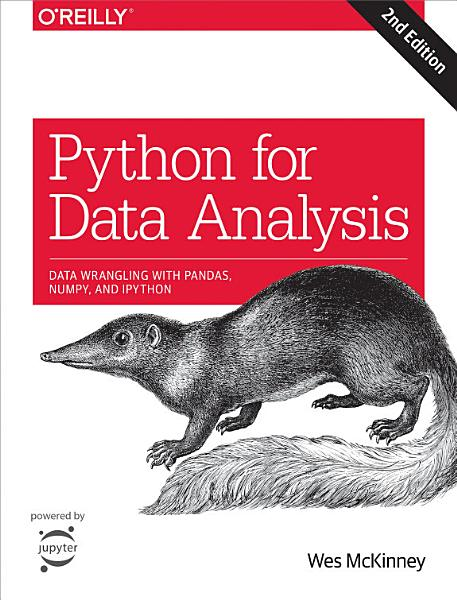 Download Python for Data Analysis Book