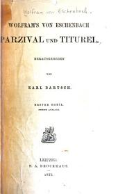 Parzival und Titurel: Volume 1