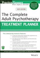 The Complete Adult Psychotherapy Treatment Planner PDF
