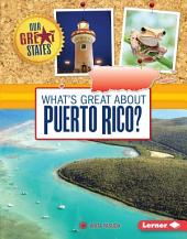 What's Great about Puerto Rico?