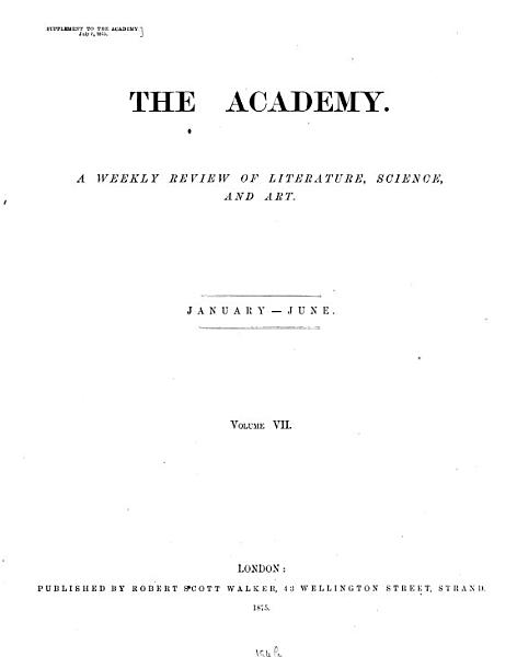 Download The academy Book