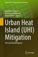 Urban Heat Island  UHI  Mitigation