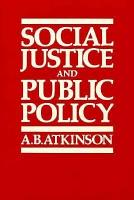Social Justice and Public Policy PDF