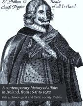A Contemporary History of Affairs in Ireland, from 1641 to 1652: Issue 11
