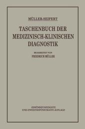 Taschenbuch der Medizinisch-Klinischen Diagnostik: Ausgabe 51