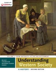 Understanding Western Society A History Volume One Book PDF