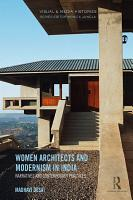 Women Architects and Modernism in India PDF