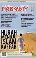 Cahaya Nabawiy Edisi 163 HIJRAH MENUJU ISLAM KAFFAH PDF