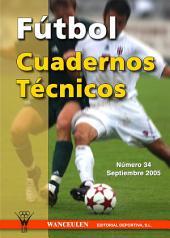 Fútbol: Cuaderno Técnico nº 34: Número 34
