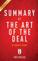 Summary Of The Art Of The Deal Book PDF
