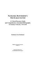 Download Nathaniel Hawthorne s The Scarlet Letter Book