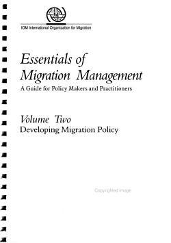 Essentials of Migration Management PDF