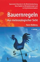 Bauernregeln: Aus meteorologischer Sicht, Ausgabe 4