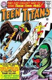 Teen Titans (1966-) #1