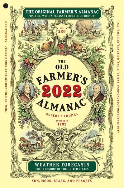 Download The Old Farmer s Almanac 2022 Book
