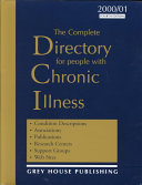 The Complete Directory for People with Chronic Illness PDF