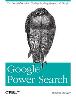 Google Power Search Book