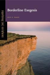 Borderline Exegesis Book PDF
