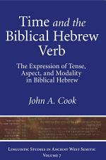 Time and the Biblical Hebrew Verb
