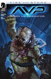 Alien vs. Predator: Fire and Stone #3