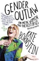 Gender Outlaw PDF