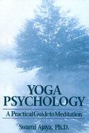 Yoga Psychology