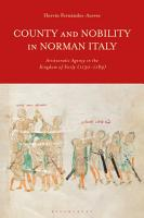 County and Nobility in Norman Italy PDF
