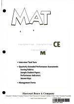 Math Advantage  Grade 3 PDF