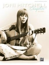 Joni Mitchell Complete So Far: Guitar Sheet Music Songbook Collection