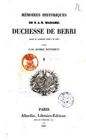Memoires Historiques
