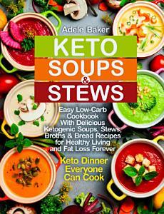 Keto Soups and Stews PDF
