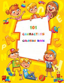 101 Characters Coloring Book PDF
