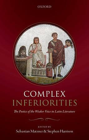 Complex Inferiorities PDF