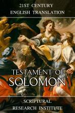 Testament of Solomon PDF